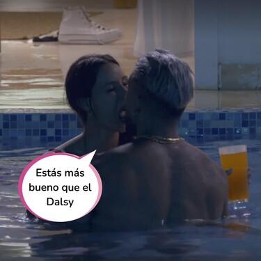 La Última Tentación: Fani Carbajo se lía con Julián en la piscina y vuelve a nombrar a Christofer como el cornudo oficial de España
