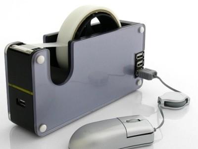 Earth Trek USB Hub