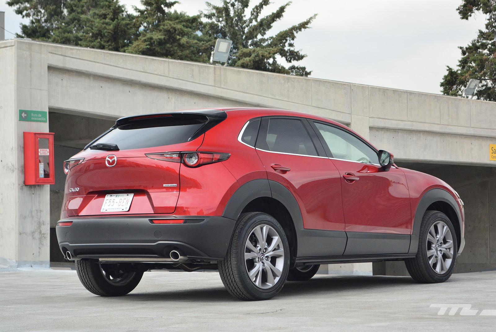 Foto de Mazda CX-30 (prueba) (7/25)