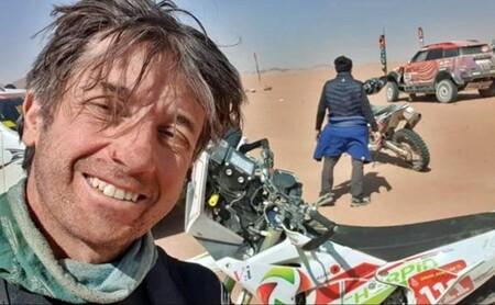 Cherpin Dakar 2021 2