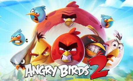 Prepara tus dedos, ya puedes descargar Angry Birds 2
