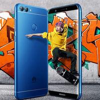 Huawei Enjoy 7S: las pantallas 18:9 se abren camino en la gama media