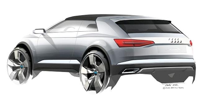 Audi Crossline Coupé Concept (dibujo) 02
