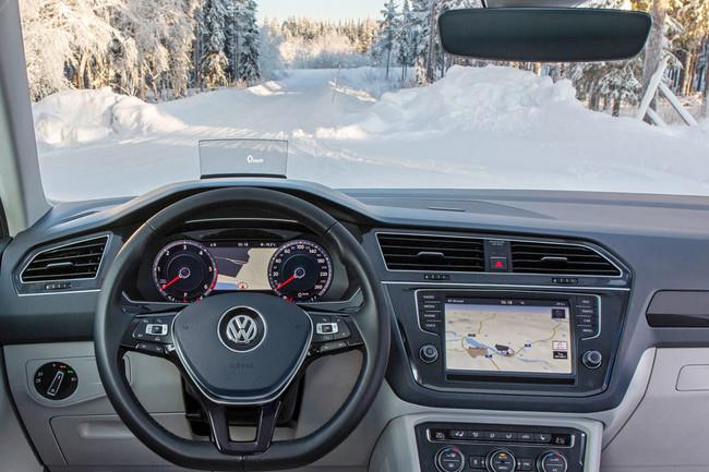 Olvídate de los desempañadores con el nuevo parabrisas térmico de Volkswagen