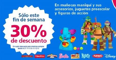 Los juguetes también están de oferta en Toys'R'us