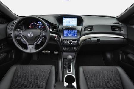 Acura Ilx 201 interior
