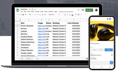 Google apuesta por el movimiento No Code con AppSheet, una plataforma para crear apps sin escribir ni una línea de código