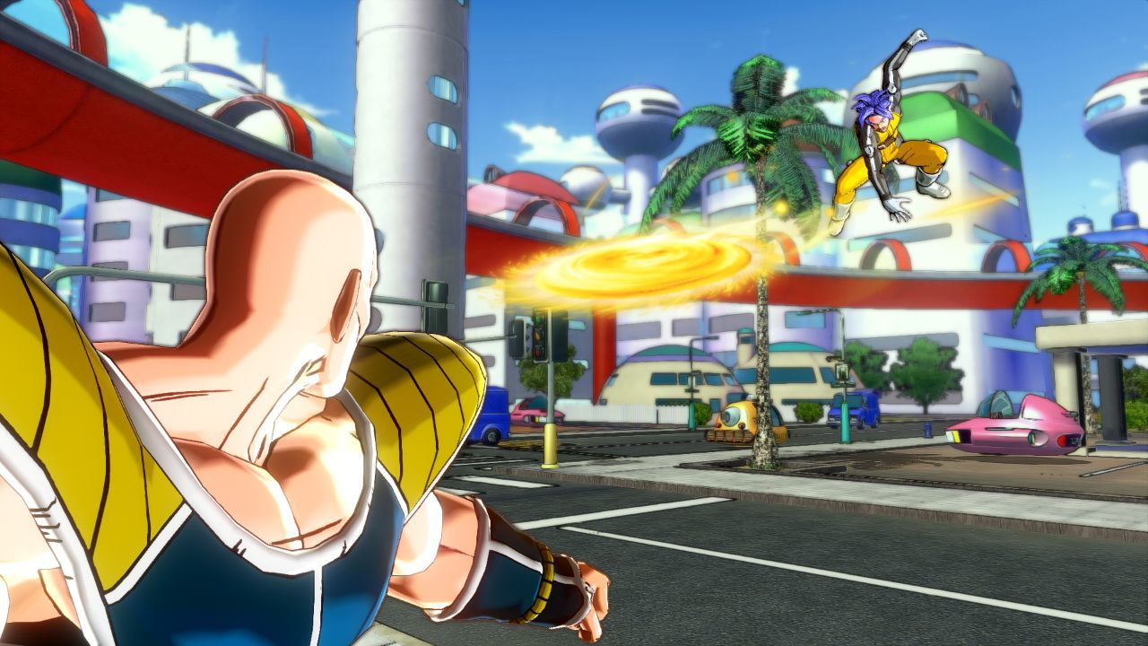 Foto de Guerrero Dragon Ball Xenoverse (7/19)
