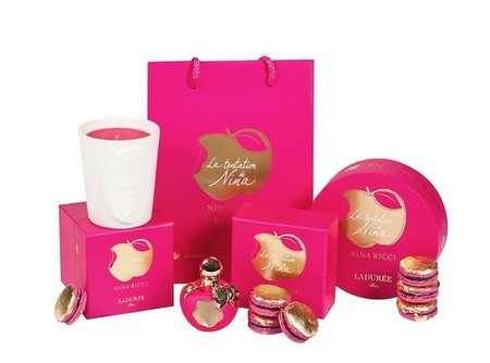 coleccion laduree y nina ricci