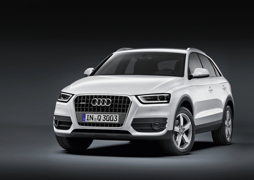 Foto de Audi Q3 oficial (19/31)