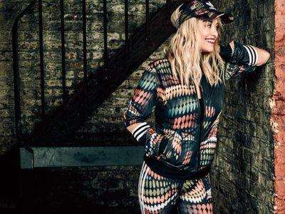 Rita Ora protagoniza el día de la marmota y lanza una nueva colección junto adidas Originals