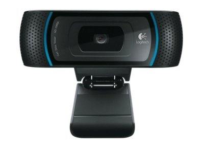 HD Pro Webcam C910 de Logitech, ahora compatible con Mac