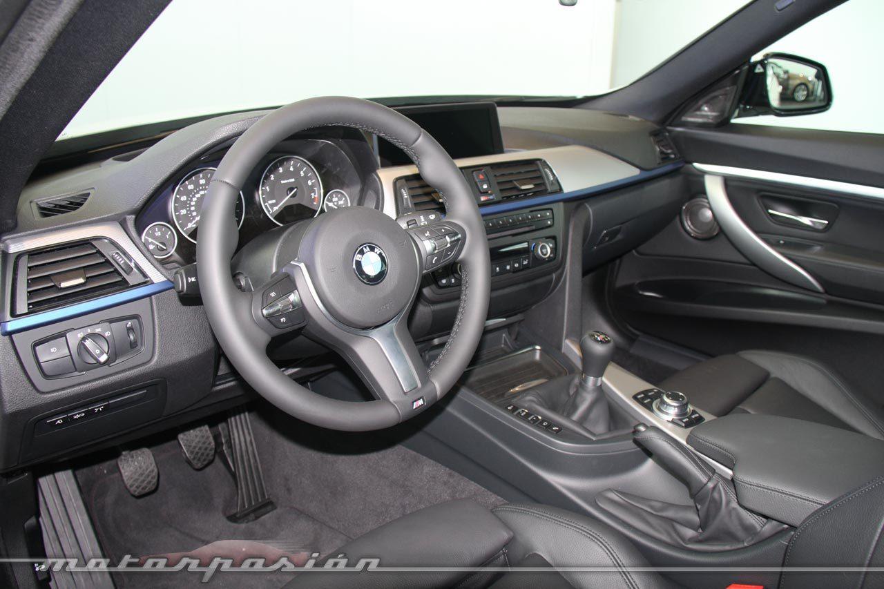 Foto de BMW Serie 3 GT (Presentación estática) (17/43)