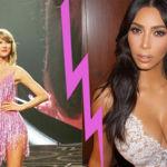 Taylor Swift monta en cólera. ¿La causa? Los vídeos de Snapchat de Kim Kardashian