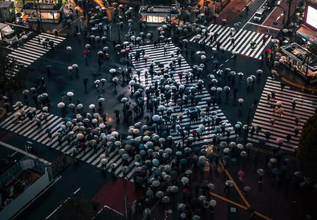 Paso de peatones de Shibuya (Tokio)