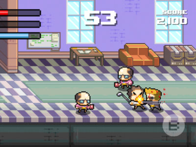 Beatdown! Un sencillo beat-'em-up que hará las delicias amantes del mítico Double Dragon