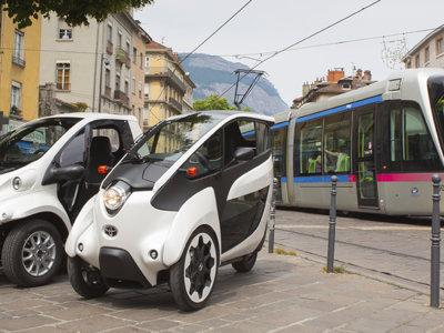 Para ver una nueva circulación en la ciudad no hay que irse al futuro, sino a Francia