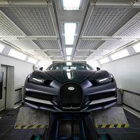 El crossover de Bugatti podría ser eléctrico y usar la arquitectura de Rimac