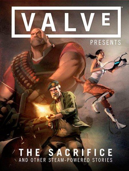 Valve Presents The Sacrifice comic