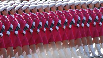 60º aniversario de la revolución China, timelapse y slow motion con Canon 5D II y 7D