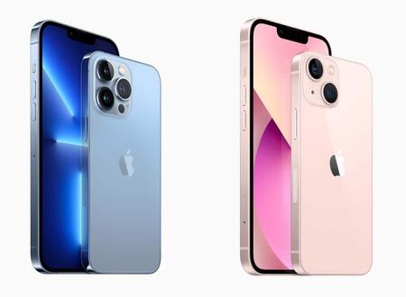 Iphone 13 Precios Mexico
