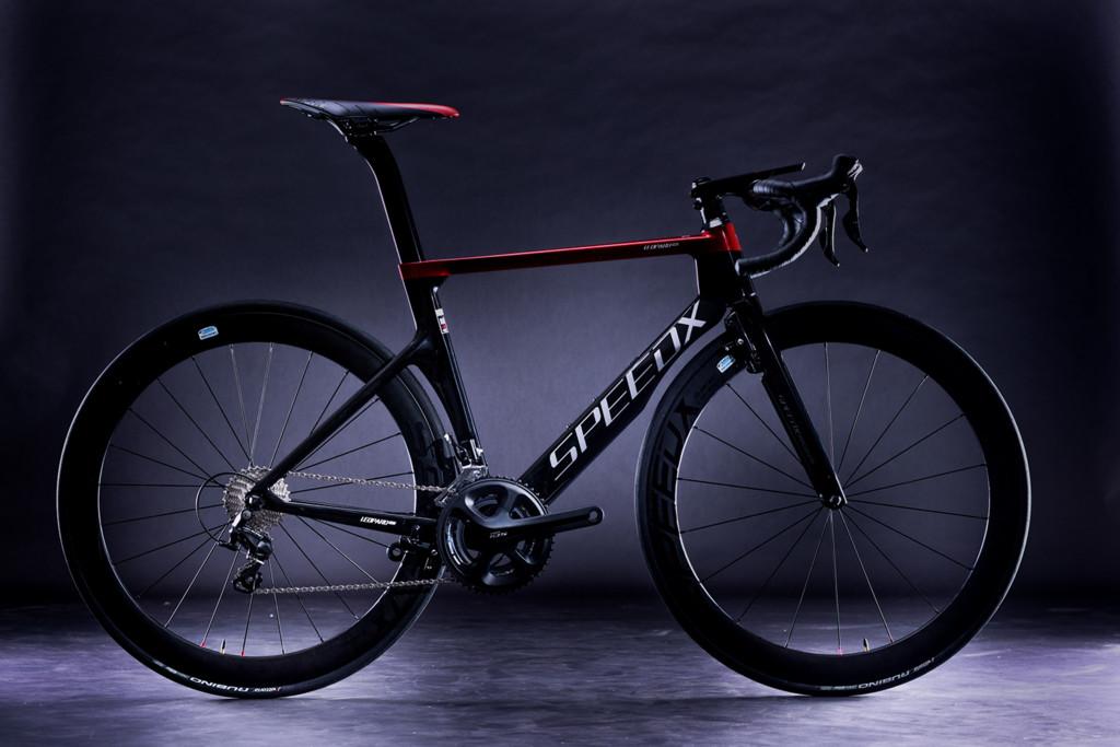 Speedx Leopard Smart Road Bike 01