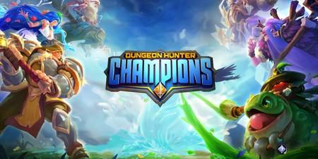Dungeon Hunter Champions, cuando el rol de acción y la battle royale se unen para renovar un clásico