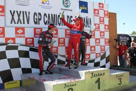 XXIV Gran Premio Camión de España. Antonio Albacete, tricampeón de Europa de Carreras de Camiones [Galería]