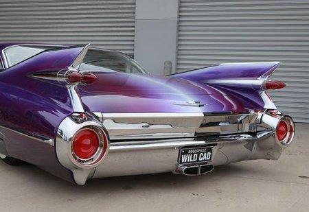 1959 Cadillac Coupe de Ville Wild Cad