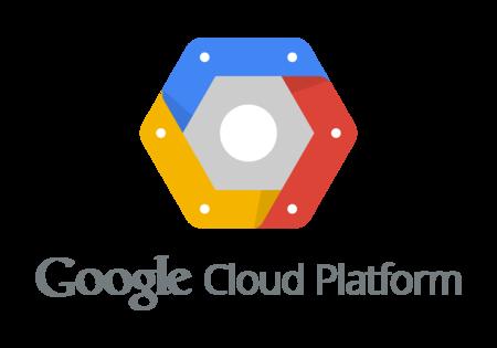 Google Cloudplatform Verticallockup