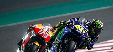 Rossi vs Márquez: estos son los sistemas de freno que han conocido y su técnica para aprovecharlos al máximo