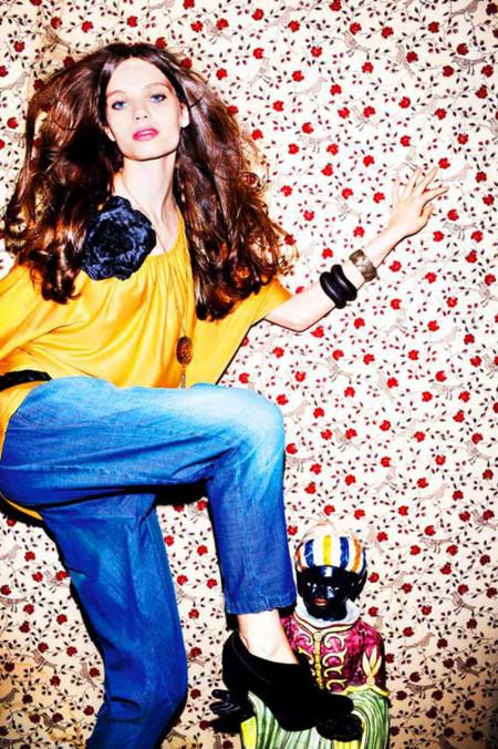 Bershka, colección otoño-invierno 2008/2009