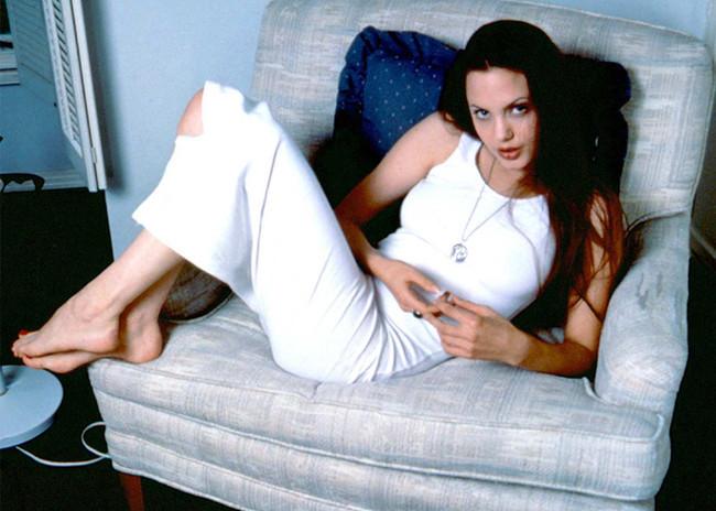 Foto de Los inicios de los famosos: Angelina Jolie (8/17)