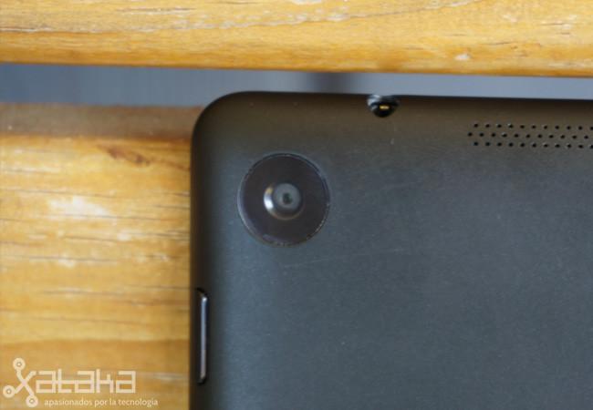 Nexus 7 Cámara