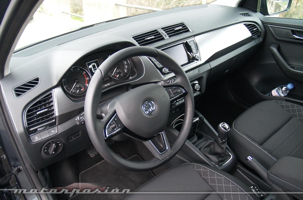 Škoda Fabia Combi 2015 (toma de contacto)