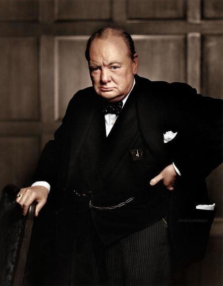Winston Churchill 1941