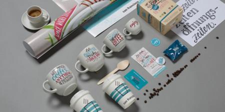 San Francisco Coffee Company, una cafetería de Munich más propia de California