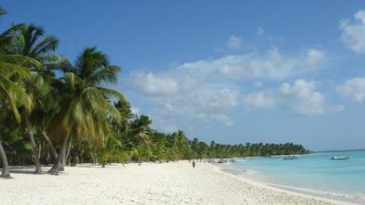 Isla Saona, un trocito del Paraíso