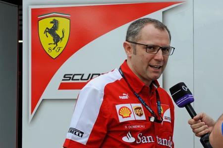 """Stefano Domenicali: """" Kimi Räikkönen ha progresado mucho en su visión técnica"""""""