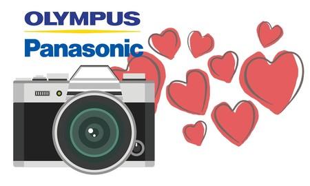Ofertas fotográficas en Amazon para regalar en San Valentín: cámaras y objetivos Panasonic y Olympus a precios rebajados