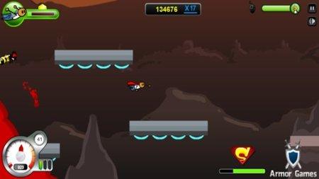 'Flood Runner Armageddon', uno de los mejores y más completos juegos en flash que podemos disfrutar