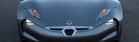 Estas son las primeras fotografías de EMotion, el próximo gran automóvil eléctrico de lujo de Fisker