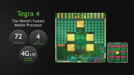 NVidia Tegra 4, el motor de la próxima gama alta en Android