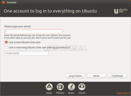 Ubuntu 13.10 ubuntu one