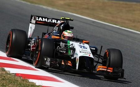 Sergio Pérez cree que es vergonzoso que los GP2 estén tan cerca de los Fórmula 1