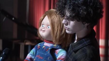 Chucky Escena