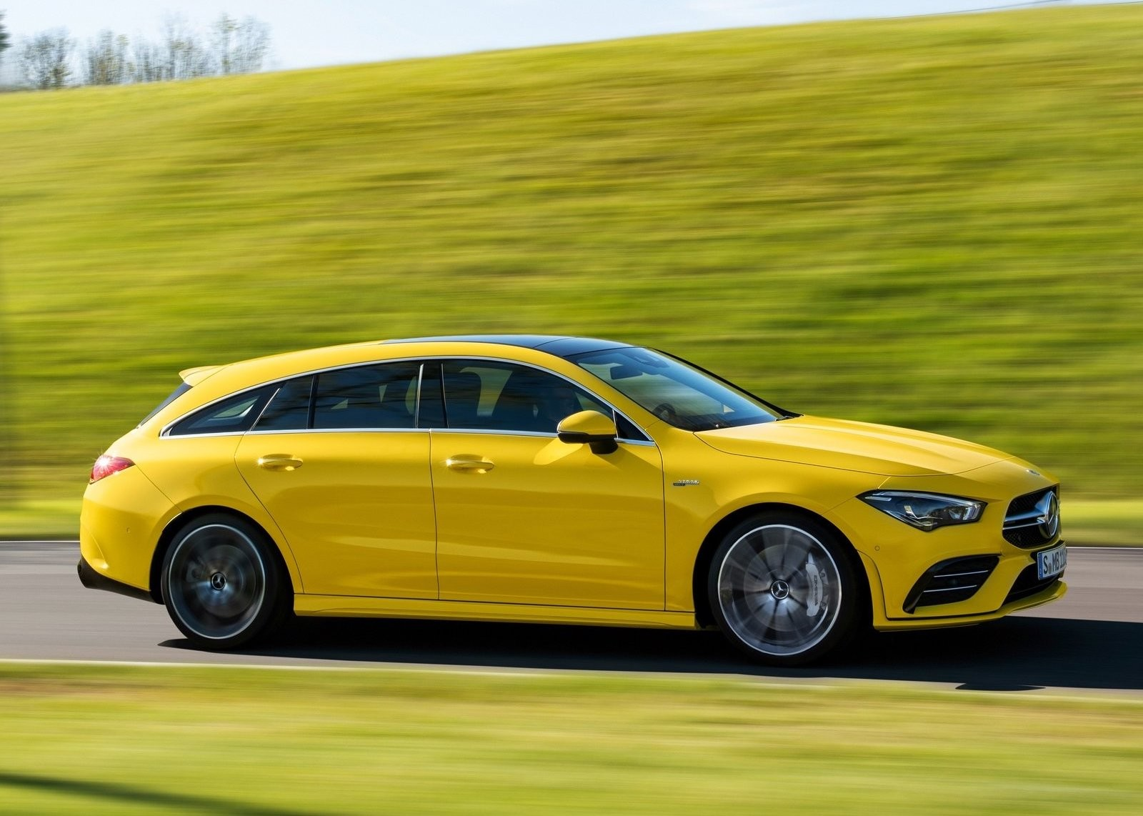 Foto de Mercedes-AMG CLA 35 Shooting Brake (4/15)