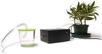 Sistema de riego inteligente con tecnología Arduino. Perfecto para mantener tus plantas saludables