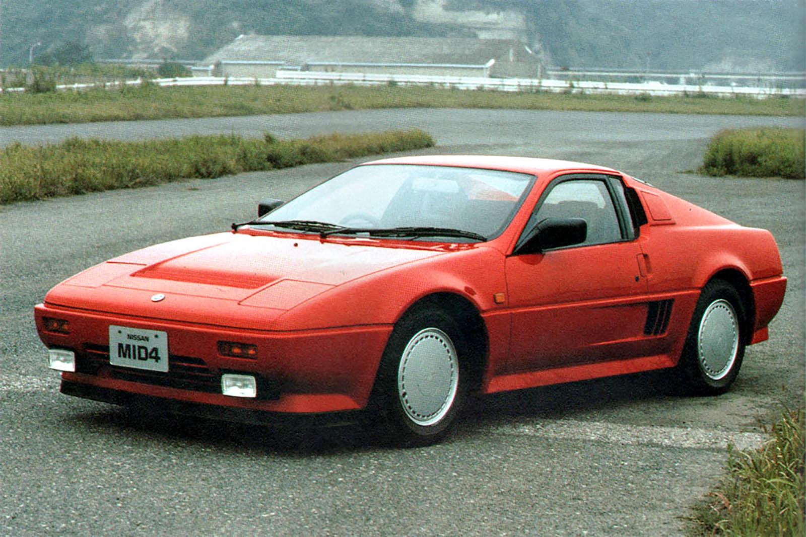 Foto de Nissan MID-4 Concept 1985 (11/12)