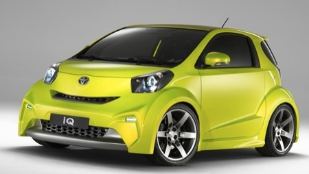Toyota iQ for Sports y Toyota iQ Collection